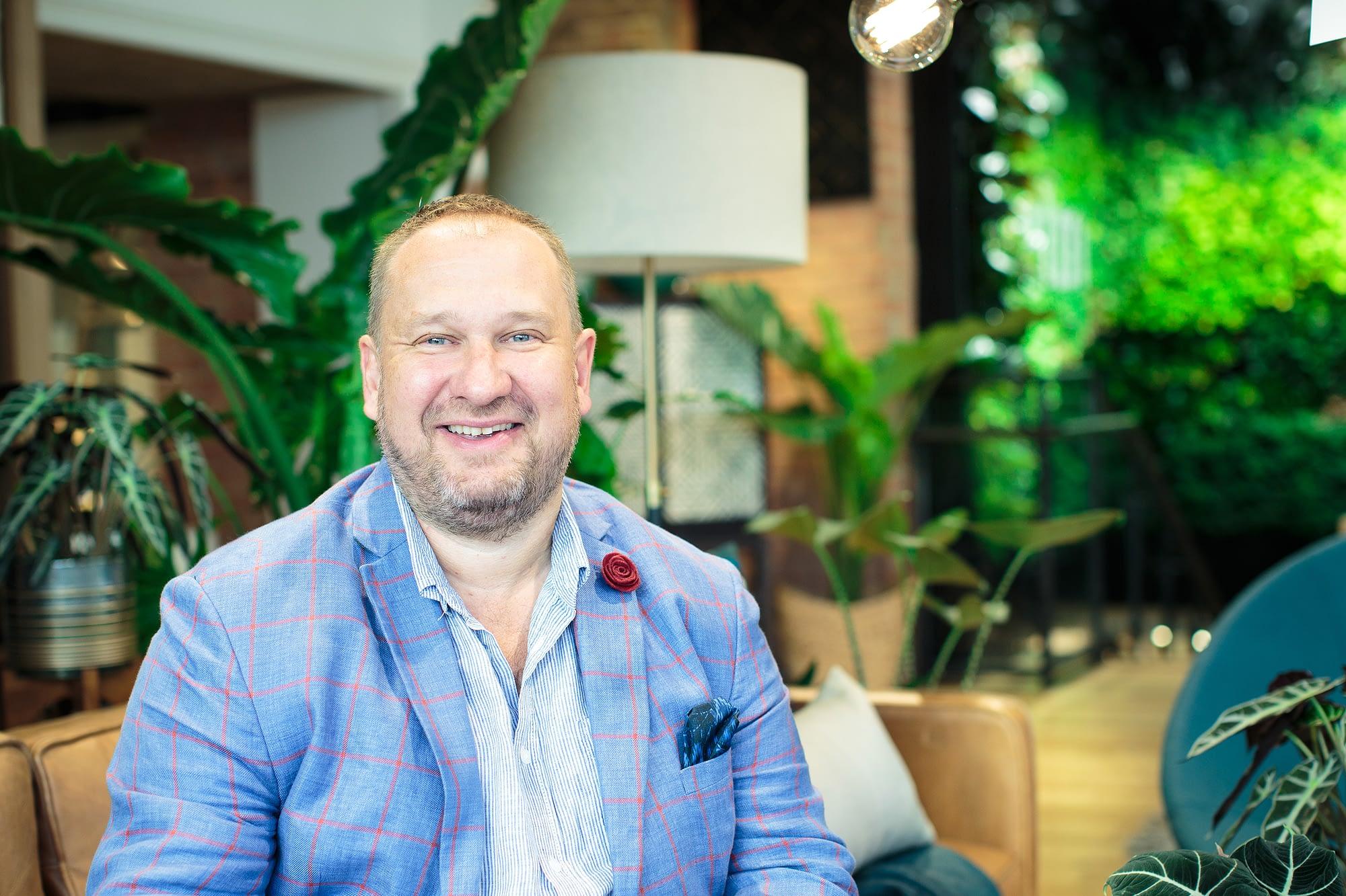 Houseplant Benefits with Ian Drummond