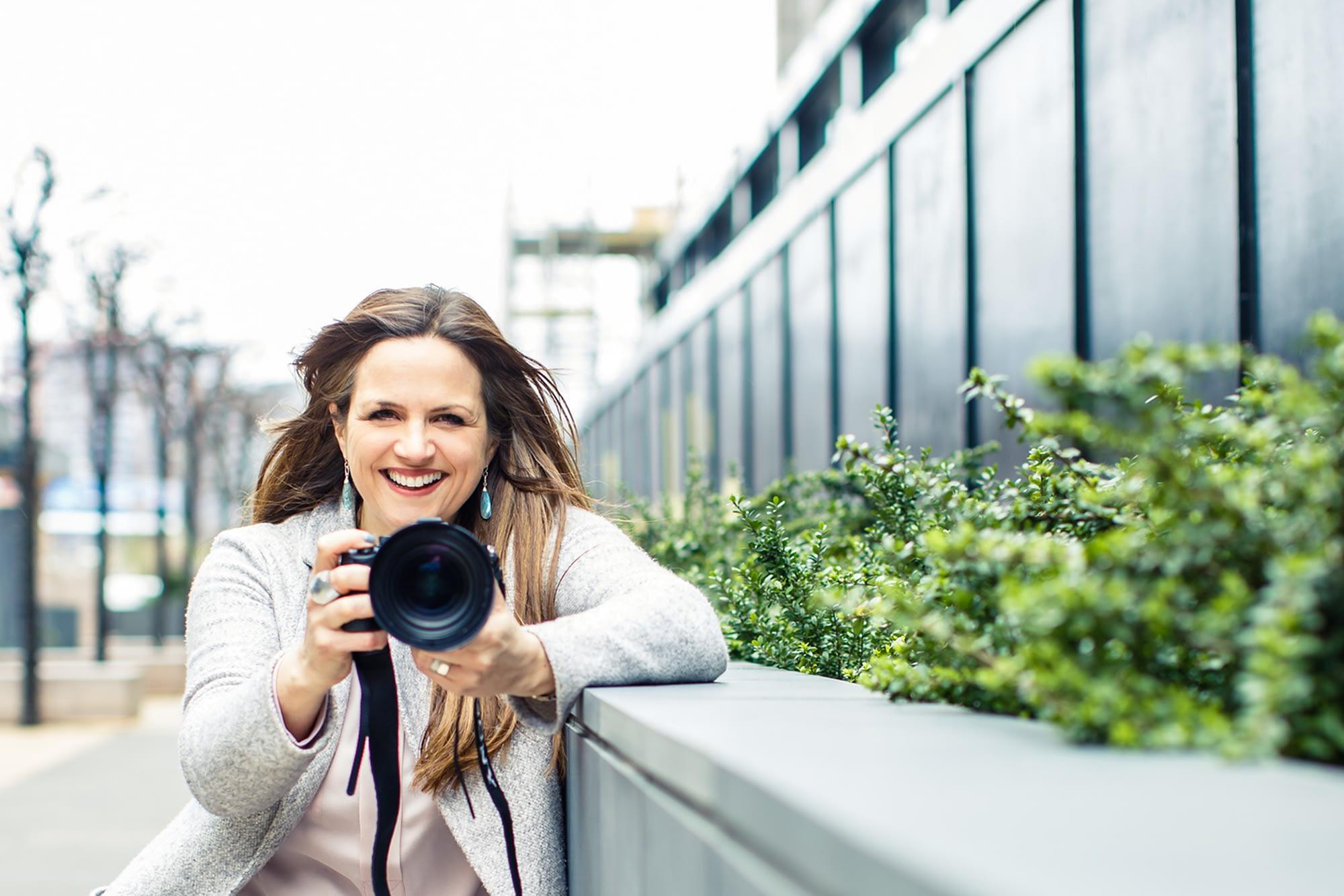 Personal Branding Photographer Vicki Knights