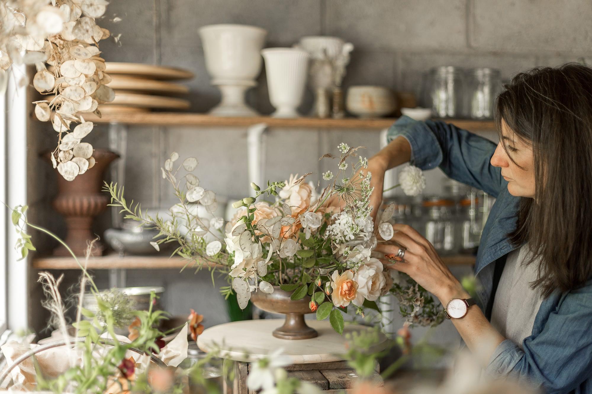 Rebecca Stuart The Garden Gate Flower Company